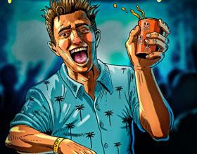 秘鲁Neo Auto汽车销售平面广告设计:最可怕的怪物是酒后驾车的人