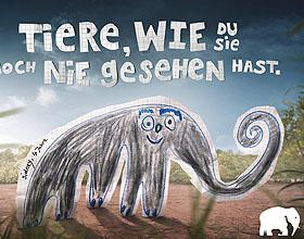 德国Cologne动物园平面广告设计