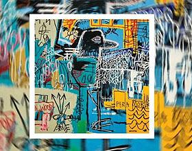 10 个知名街头艺术家创作的专辑封面欣赏