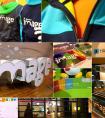 腾讯形象店品牌设计