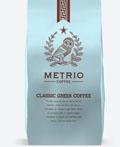 Metrio咖啡VI设计