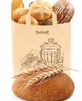 国外面包企业vi设计