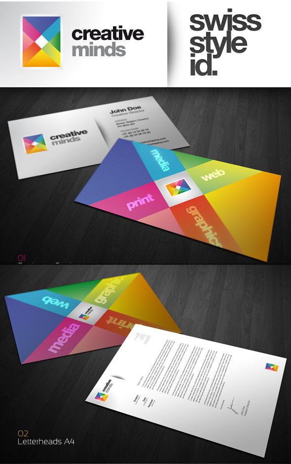 3qu中国设计在线-国外优秀VI设计第八辑
