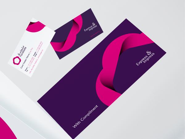 vRF中国设计在线-Florabella 公司品牌VI设计
