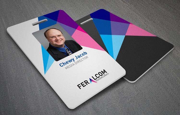 Cxh中国设计在线-巴西Feralcom公司品牌VI设计