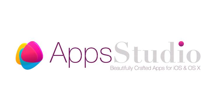 Apps Studio 品牌VI设计