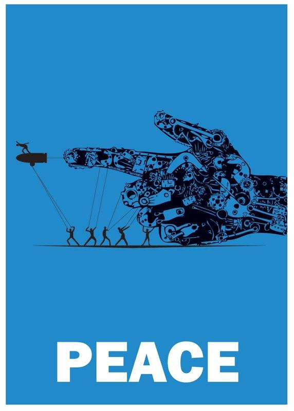 2015斯科普里国际学生海报展入选作品欣赏
