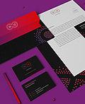 United Ideas移动开发公司视觉识别设计