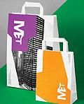 匈牙利布达佩斯大学MET品牌VI设计