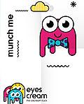 利雅得Eyes Cream冰淇淋品牌视觉设计