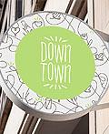 DownTown咖啡馆品牌视觉设计