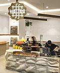 Waffee饼干和咖啡屋品牌设计