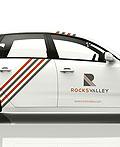Rocks Valley品牌VI设计