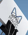天文台MAGIC telescope 品牌设计