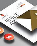 科威特Bawes软件和Web开发公司VI设计