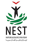 叙利亚NEST儿童教育品牌VI设计