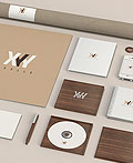 美国XYY公司时装店VI设计