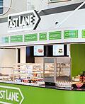 Fast Lane快餐店品牌视觉形象设计