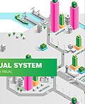 CBRE房地产公司个性化视觉系统