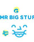 美国Mr Big Stuff 快餐汉堡店品牌视觉形象设计