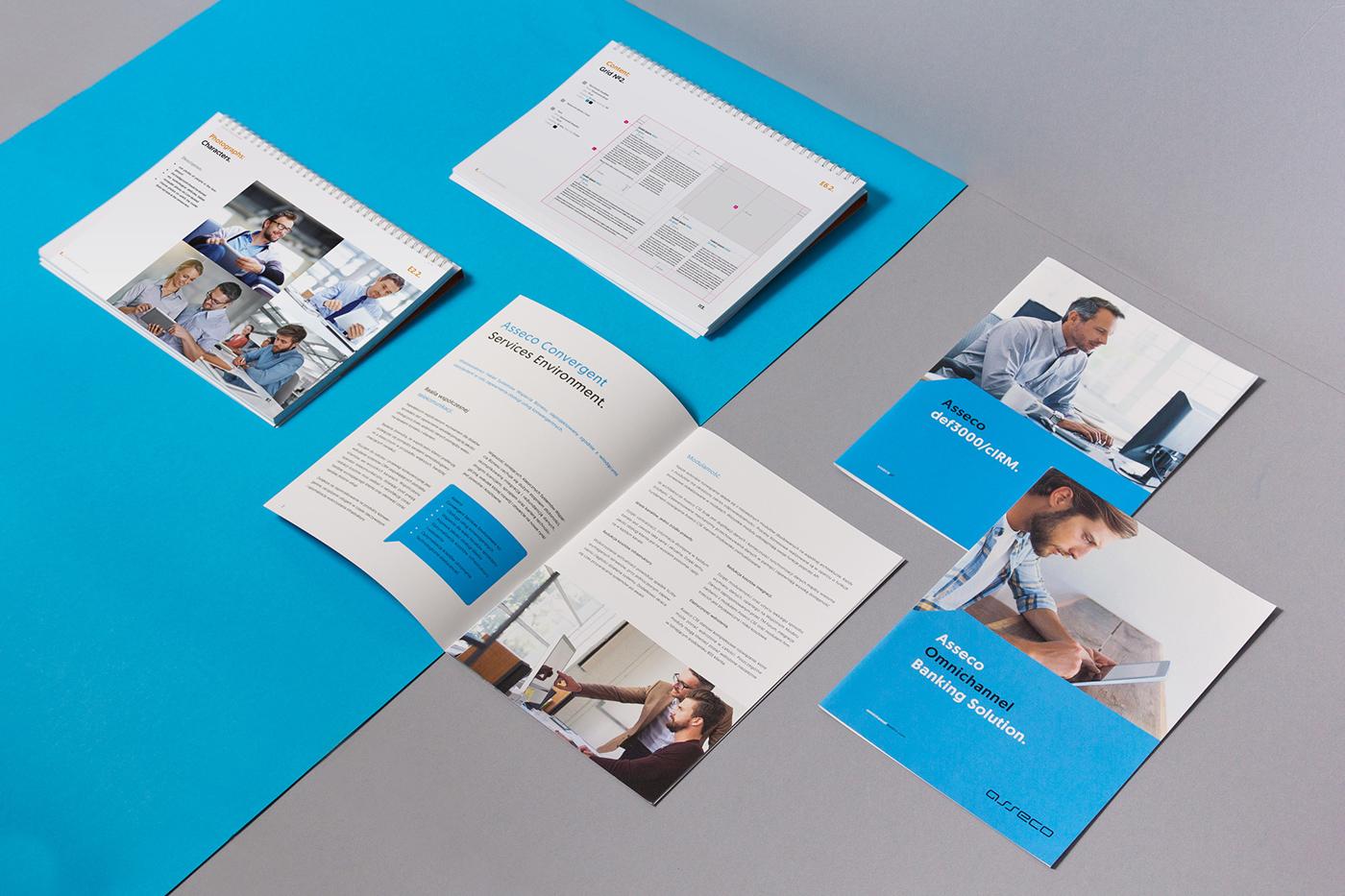 波兰asseco信息技术公司品牌vi设计-中国设计在线