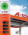 A-100加油站品牌VI设计