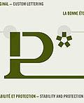 Parangon Patrimoine财务咨询和资产管理集团品牌VI设计