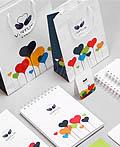 25个创意企业形象和品牌VI设计