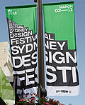 悉尼设计节(Sydney Design Festival)VI设计