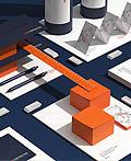 建筑公司Fuse品牌VI设计