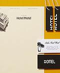 Hotel Motel运动鞋品牌视觉形象设计