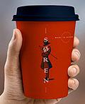 丹麦咖啡店品牌VI设计