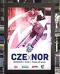 捷克冰球协会品牌VI设计