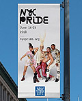 2018 NYC Pride 艺术活动品牌视觉设计