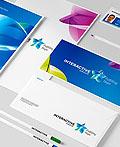 巴基斯坦IT和集成商interactive group品牌VI设计