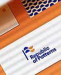 Republic of Patterns 服饰品牌VI设计