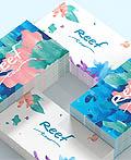 Reef Tour旅游品牌VI设计