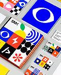 立陶宛SMK大学品牌VI设计