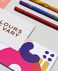 英国Colours May Vary创意生活方式商店品牌视觉形象设计