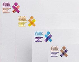 加拿大儿童医院基金会全新品牌视觉设计