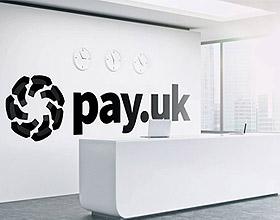 英国在线支付平台Pay.UK新品牌视觉形象设计欣赏