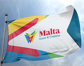 马耳他全新国家旅游品牌VI设计欣赏
