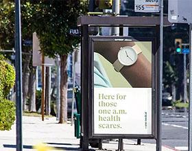 美国健康管家One Medical新品牌视觉形象设计