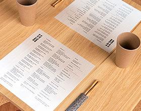 Future Future餐厅品牌视觉形象设计