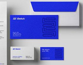 iSwitch品牌视觉形象设计