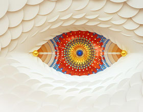 惊艳的Cosmic Visions主视觉设计