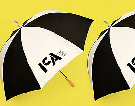 波士顿当代美术馆(ICA)品牌VI设计