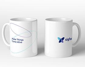 sigfox科技品牌VI设计