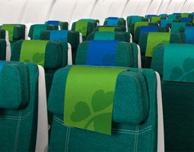 爱尔兰航空全新品牌VI设计