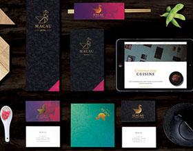50+精彩的国外餐厅品牌VI设计实例